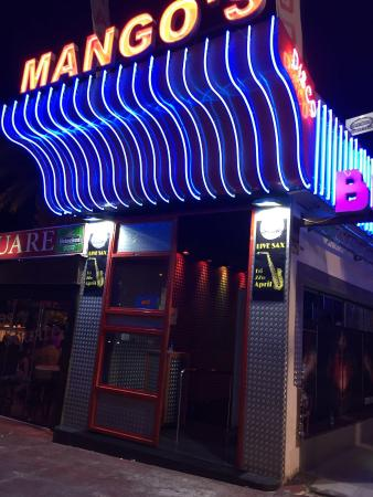 Mango's Night Club