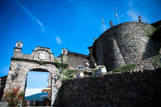 Castello di Compiano - Hotel Relais Museum