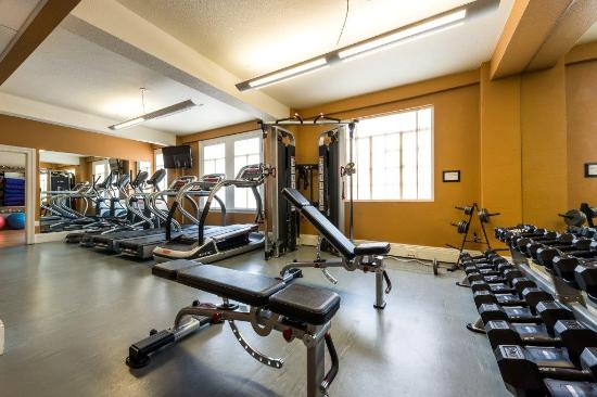 The Sofia Hotel: 24 - Hour Fitness Center