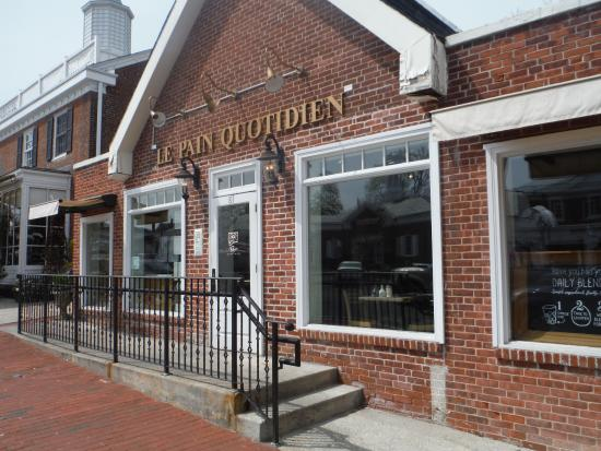 Le Pain Quotin New Canaan Ct