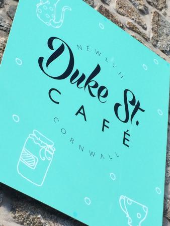 Duke Street Cafe: Logo