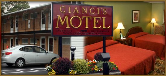 Cianci S Restaurant Greenville Pa