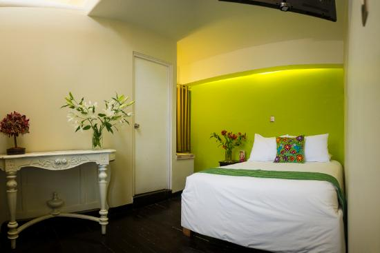 Wakapunku Hotel Boutique: Standard room