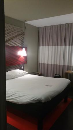 Vue Sur Chambre Picture Of Hotel Ibis Lyon Centre Lyon Tripadvisor