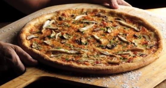 Vezpa Pizzas - Barra