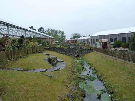 Outside View Brigg Garden Centre Picture Of The Vineyard Restaurant Brigg Tripadvisor
