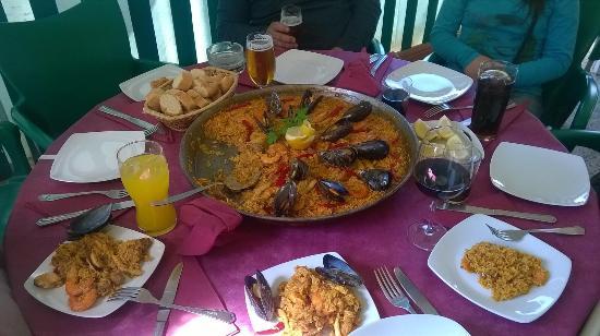 Restaurante Cha Chal