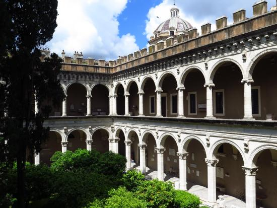 Palazzo venezia il giardino segreto picture of national museum of palazzo venezia rome - Il giardino segreto roma ...