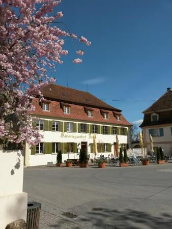 Obermarchtal, Alemania: Klostergasthof Adler