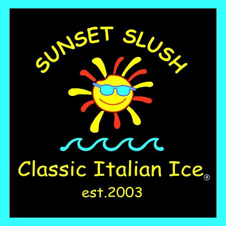 Sunset Slush - Classic Italian Ice: Sunset Slush