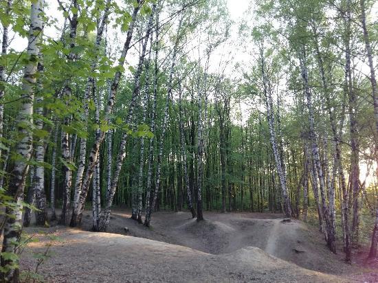 Complex Reserve Altufyevskiy