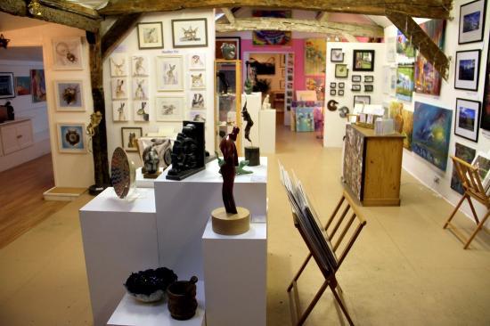 Mardleybury Gallery