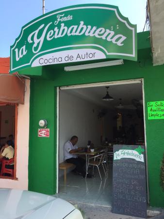 Fonda La Yerbabuena