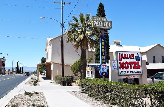 Larian Motel: Larian Motel
