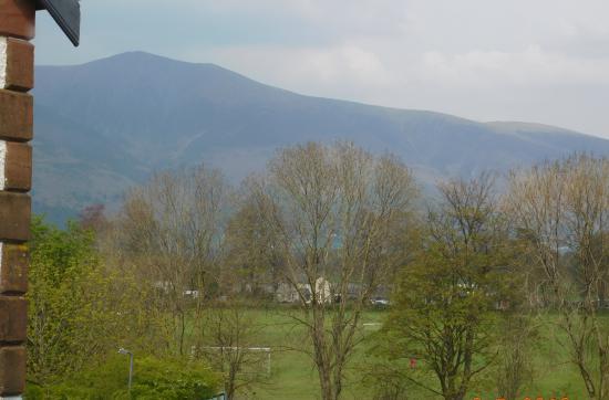 Braithwaite, UK: View from room 14