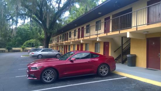 Howard Johnson Express Inn - Tallahassee Foto