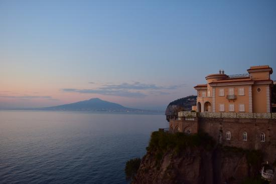 Sant'Agnello, อิตาลี: View from the terrace