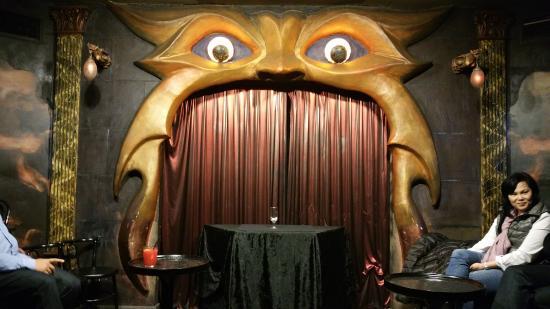 Houdini Sala de Magia