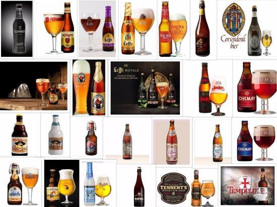 Filadelfia, Italia: Le nostre birre speciali