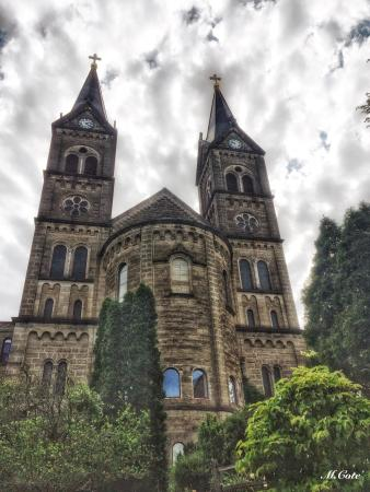 Saint Meinrad Archabbey: Beautiful Place