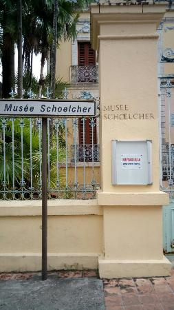 Pointe-a-Pitre, Gwadelupa: Musee Schoelcher