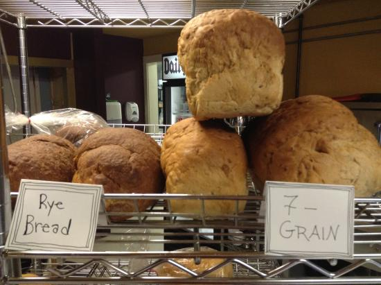 Standish, ME: Delicious breads