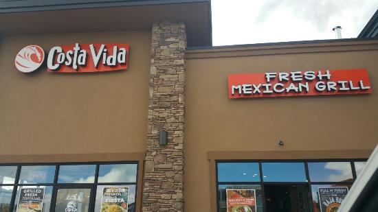 Costa Vida - Fresh Mexican Grill