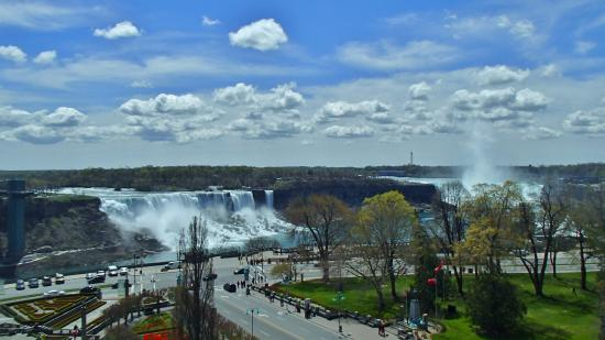 our american falls view room picture of sheraton on the falls rh tripadvisor ca