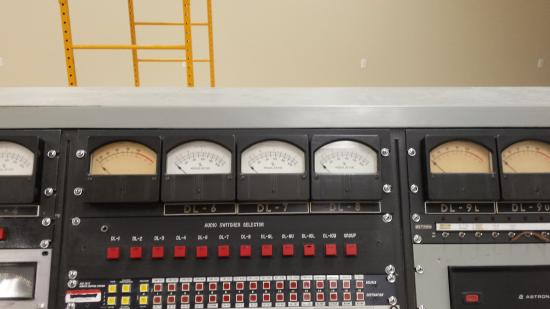 Bloomfield, NY: Voice of America Station Console