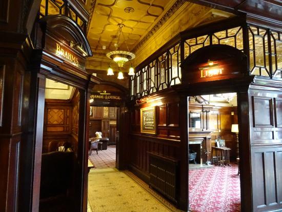 The Philharmonic Dining Rooms Hope Street Liverpool Best. The Philharmonic Dining Rooms Merseyside Liverpool United Kingdom