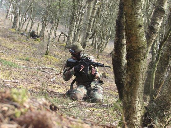 Battle Grounds Adventure Activities