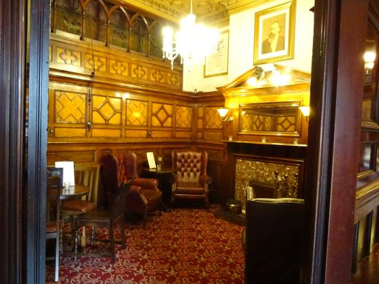 The Philharmonic Dining Rooms  Brahms Room. Brahms Room   Picture of The Philharmonic Dining Rooms  Liverpool