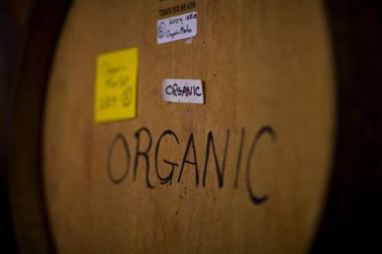Lyle, WA: Organic Barrel