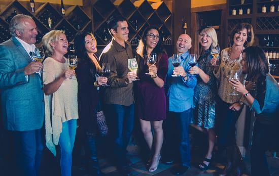Napa Valley, Kaliforniya: Private Group Wine Tasting