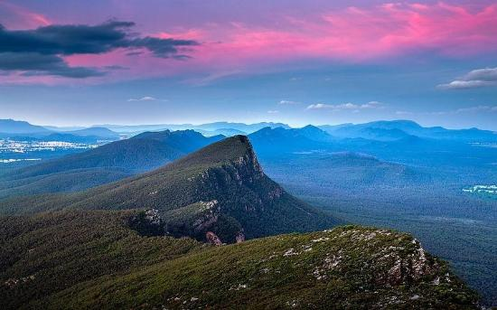 Grampians, Australia: Mt William