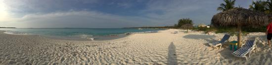 Paradise Bay Bahamas : Grilled lobster and ground photos