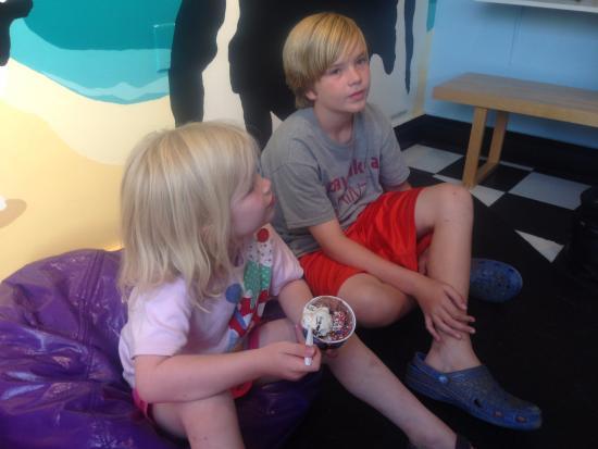 Ben & Jerry's : Yummy ice cream