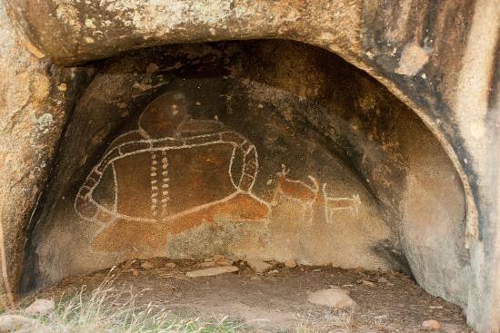 Grampians, Australia: Bunjils Cave
