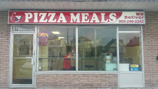 Pizza Meals 2 Go
