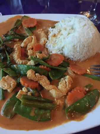 Little Thai Cafe Menu Tarpon Springs Fl