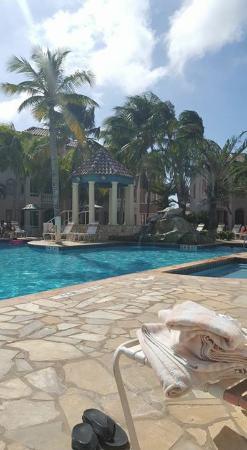 Caribbean Palm Village Resort: pool area