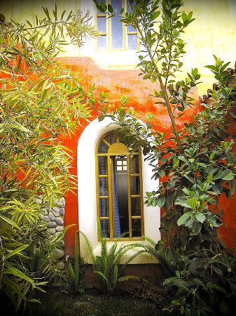 La Casa Sol Otavalo: lcs otavalo ventanal hab