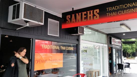 Sanehs Thai Restaurant