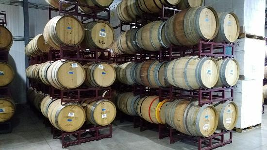 Plymouth, Kalifornien: Winery  tour and tasting.