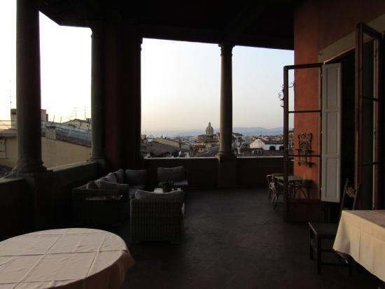 Chambre attenante picture of hotel palazzo guadagni for Chambre hotel florence