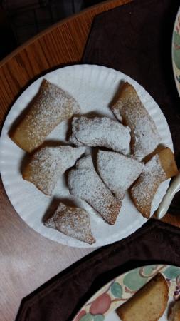 Audery's Lil Cajun Mansion: beignets : un régal