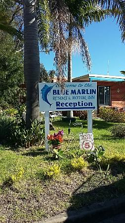 Blue Marlin Resort & Motor Inn: 20160511_105942_large.jpg