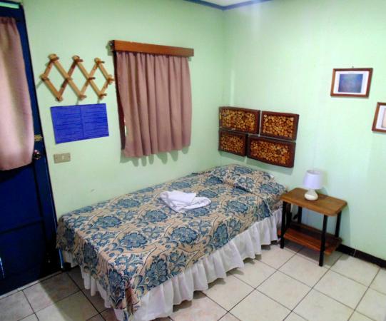 Hostal La Casa de los Abuelos: Single room