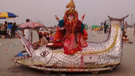 Best Happy Ganga Sagar Yatra HD Images for free download