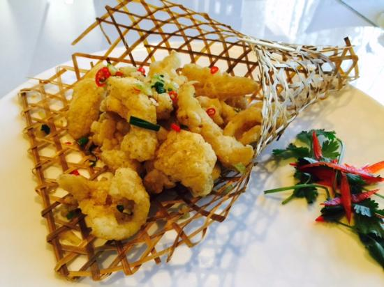 Port Coquitlam, Kanada: Salt & Pepper Squid